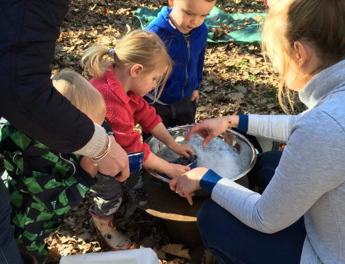 I can do it! Facilitating self-care in the outdoor environment